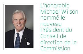 Hon. Michael Wilson